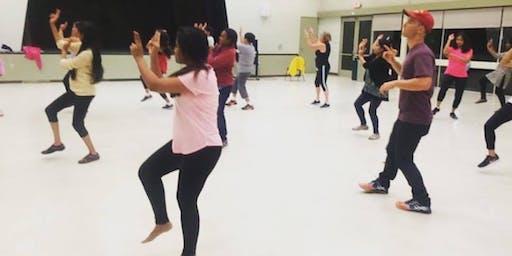 Bollywood Choreography Workout Sundays at 2 p.m.