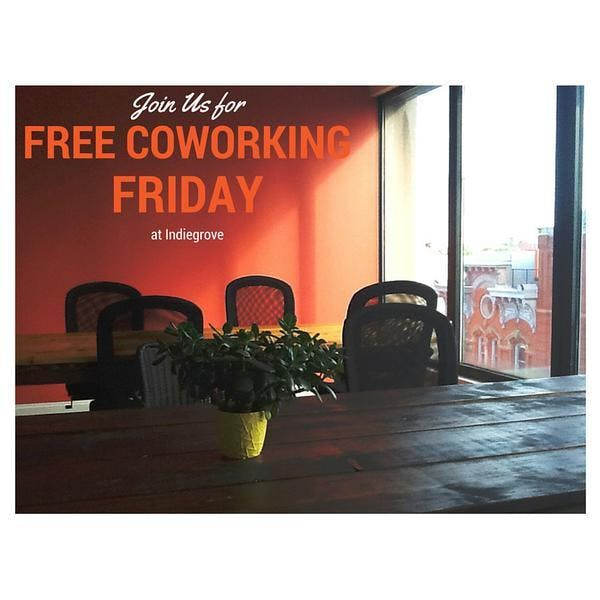 Free Coworking Friday!