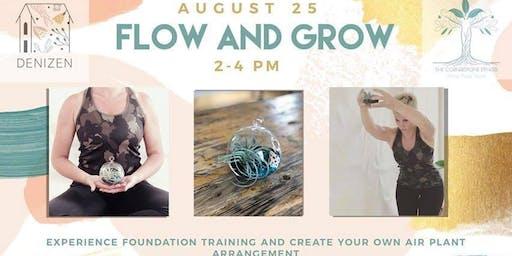 Flow & Grow with Cornerstone Fitness & Denizen