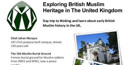 YM Exploring British Muslim heritage in the UK tickets