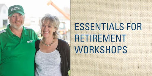 Essentials for Retirement Planning - Sugar Creek