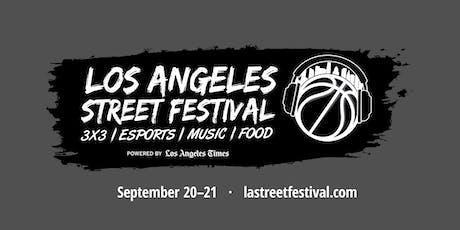 L.A. Street Festival 2019 tickets