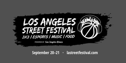 L.A. Street Festival 2019