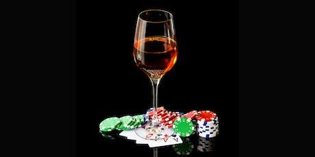 Chicago Dental Society Foundation Wine Tasting & Casino Night Fundraiser tickets