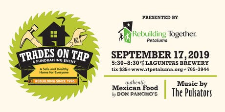 Trades on Tap tickets