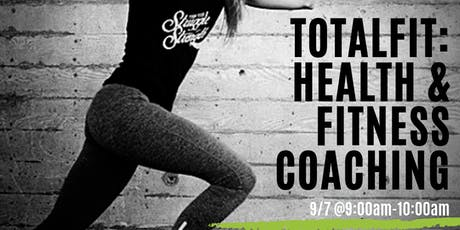 Free Virago F.I.T. Bootcamp class by TotalFit: Health & Fitness Coaching tickets