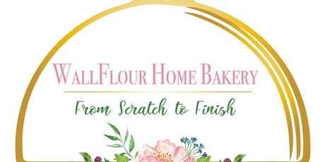 Craft and Sip with Wallflour Home Bakery - Mini Succulent Cupcakes tickets