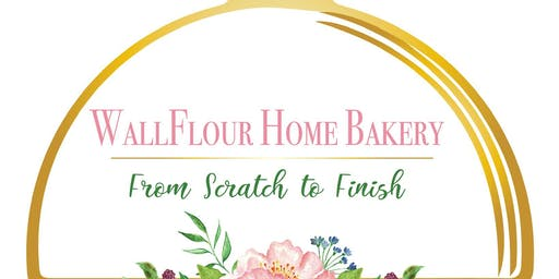 Craft and Sip with Wallflour Home Bakery - Mini Succulent Cupcakes