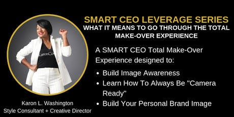 Breakfast with SMART CEO's Leverage Series featuring Karon L. Washington tickets