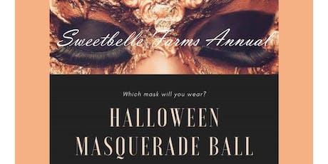 Sweetbelle Farms Halloween Masquerade Ball tickets
