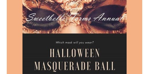 Sweetbelle Farms Halloween Masquerade Ball
