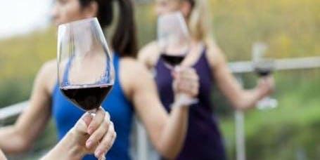 Wine & Yoga Need I Say More