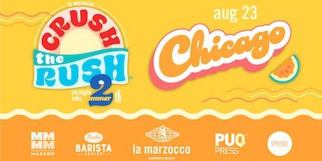 Crush the Rush 2 - Chicago tickets