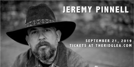Jeremy Pinnell in the Room tickets