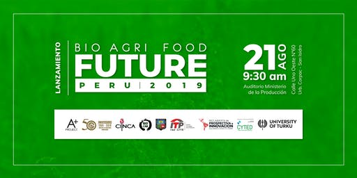 Lanzamiento: BIOAGRIFOOD FUTURE 2019