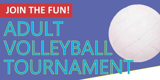 Adult Volleyball Tournament at NORD