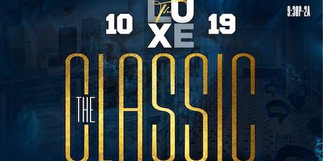 The Classic - SU vs TSU  + Philly vs Dallas Pre Party @ The W {Dallas} tickets