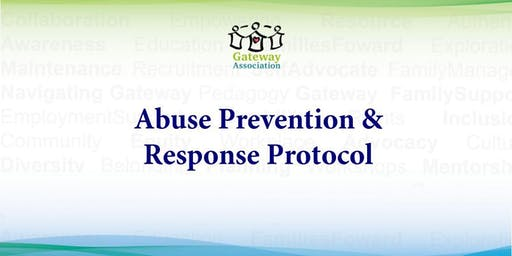 Abuse Prevention & Response Protocol