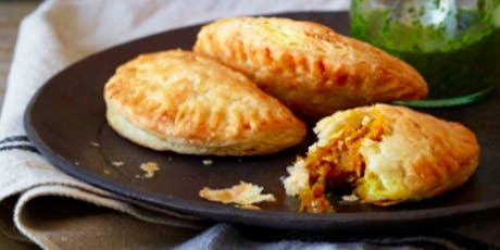 SUMMER SUNDAY SUPPERS | BACK TO SCHOOL BROWN BAG | MAKE & TAKE EMPANADAS tickets