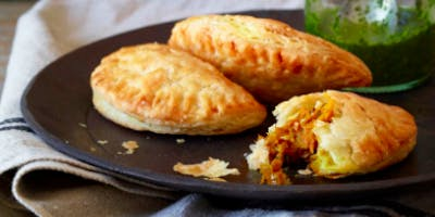 SUMMER SUNDAY SUPPERS | BACK TO SCHOOL BROWN BAG | MAKE & TAKE EMPANADAS