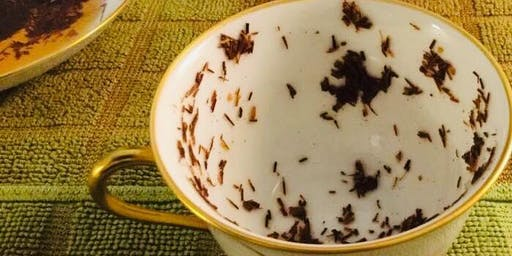 The Art of Cup Tossing: Tea Leaf Reading Weekend Intensive