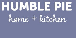 Humble Pie Home + Kitchen Pop Up Shop