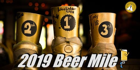 3rd Annual Rek'-lis Beer Mile!  tickets