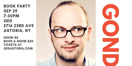 Josh Gondelman & Friends tickets