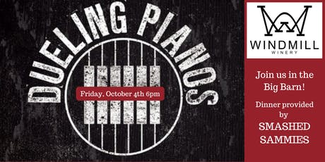 Dueling Pianos in the Big Barn tickets