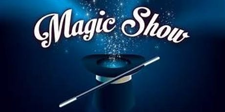 Family Matinee with MAGIC from Smoke and Mirrors tickets