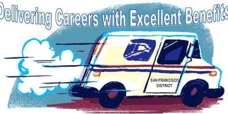 USPS Marin & Sonoma County Hiring Event tickets