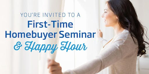 Home Buyer Happy Hour Seminar