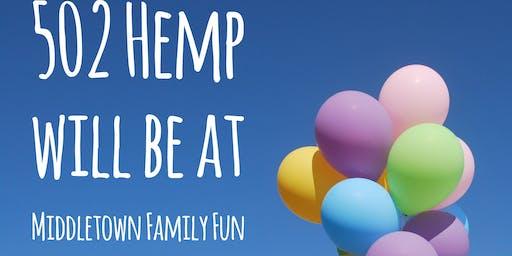 502 Hemp at Middletown Family Fun Festival