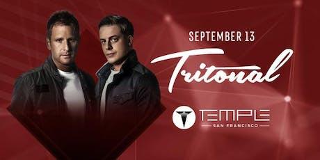 Tritonal tickets