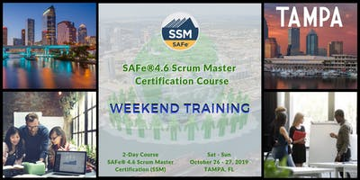 SAFe® 4.6 Scrum Master (SSM) Certification | Tampa FL