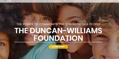 The Duncan-Williams Foundation Fundraiser tickets