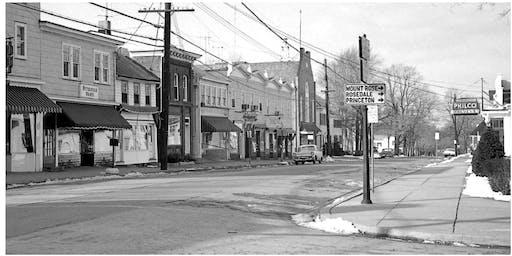 Mike Thomsen: Memories of Pennington NJ at Mid-Twentieth Century