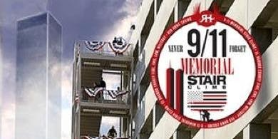 RED HAWK 9-11 Memorial Stair Climb