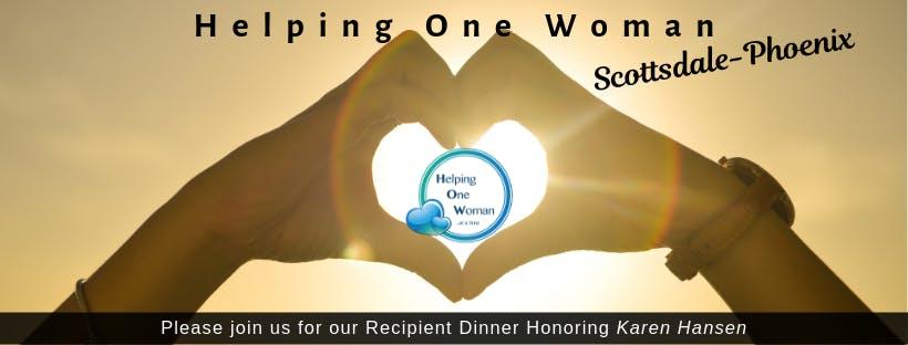 HOW Scottsdale-Phoenix August Recipient Dinner