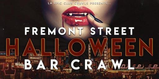 2019 Fremont Las Vegas Halloween Club Crawl