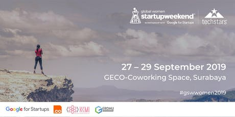 GLOBAL STARTUP WEEKEND WOMEN @Surabaya tickets