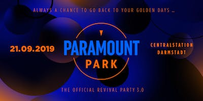 Paramount Park - The Official Revival Party 3.0