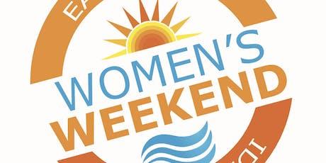 Women's Weekend 2020 Vendor tickets
