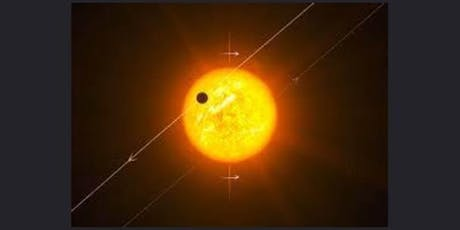 Exoplanets - Investigating planets around other stars tickets