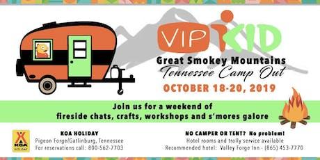 VIPKid Great Smokey Mountains TN Camp Out / Teacher Meet Up  tickets