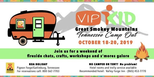 VIPKid Great Smokey Mountains TN Camp Out / Teacher Meet Up