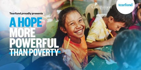 A Hope More Powerful than Poverty: with Noel Pabiona and Angelica Echivarre tickets