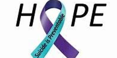 Suicide Prevention Summit Community Event tickets
