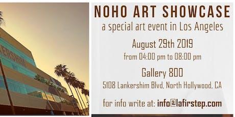 NoHo Art Showcase tickets