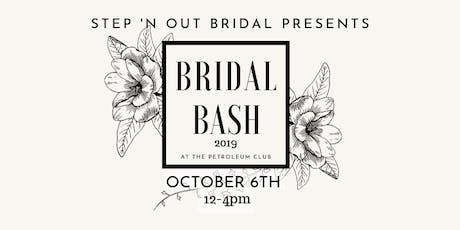 Bridal Bash 2019 tickets